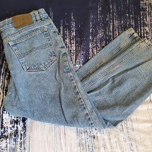 30×26 Bugle Boy Blue Jeans Original Series vintage